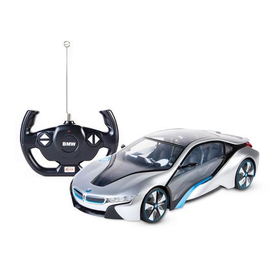 Радиоуправляемая машина RASTAR 1:14 BMW I8 49600-11S