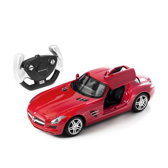 Радиоуправляемая машина RASTAR 1:14 Mercedes-Benz SLS 47600R