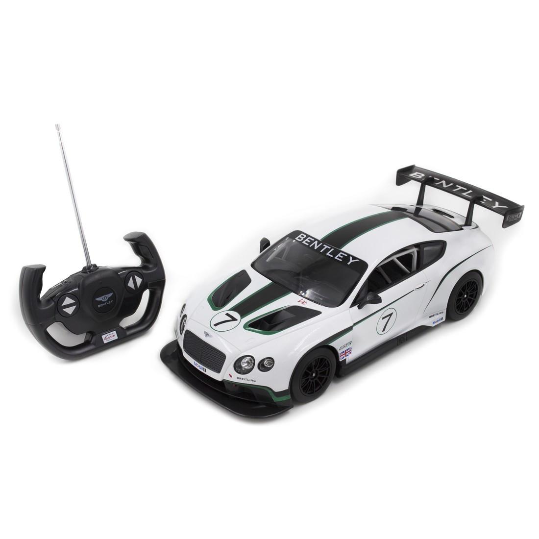 Радиоуправляемая машина RASTAR 1:14 Bentley Continental GT3 70600W