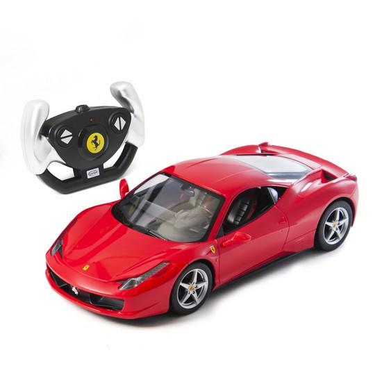 Радиоуправляемая машина RASTAR 1:14 Ferrari 458 Italia 47300R