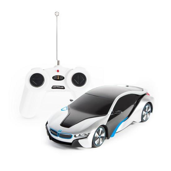 Радиоуправляемая машина RASTAR 1:24 BMW I8 48400W