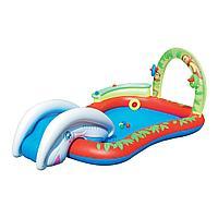 Надувной детский бассейн BESTWAY 53051