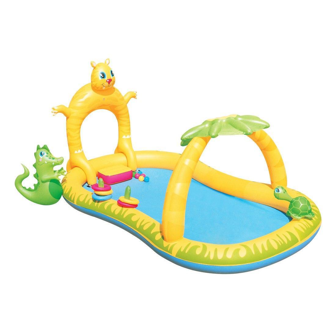 Надувной детский бассейн BESTWAY 53030