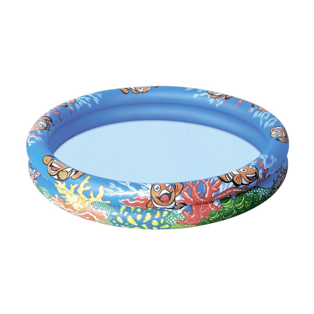 Надувной детский бассейн Bestway 51118