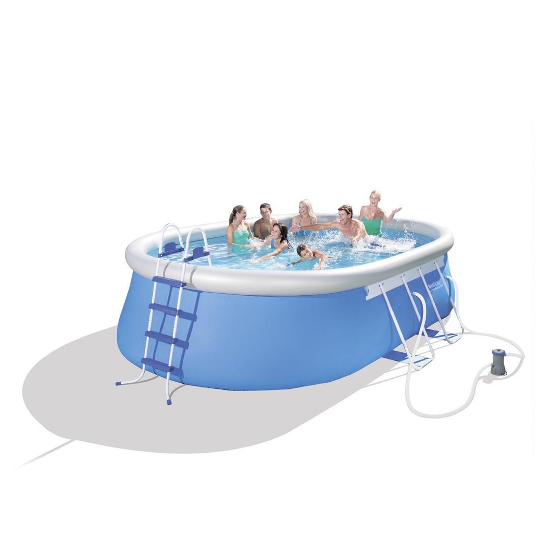 Каркасный бассейн Bestway 56461 (56153)