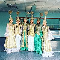 Прокат казахских костюмов в алматы Томирис