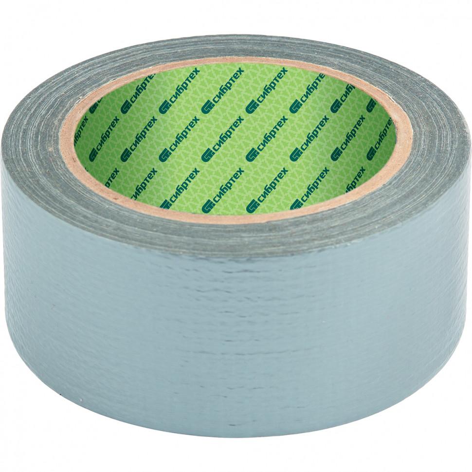 (88816) Лента клейкая армированная, 50 мм х 40 м, серебро