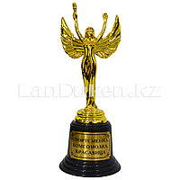Фигура сувенирная Оскар женский Спортсменка, Комсомолка, Красавица