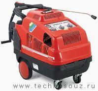 Установка для мойки автомобилей с дизельным подогревом MISTRAL PROFY DS 2880T