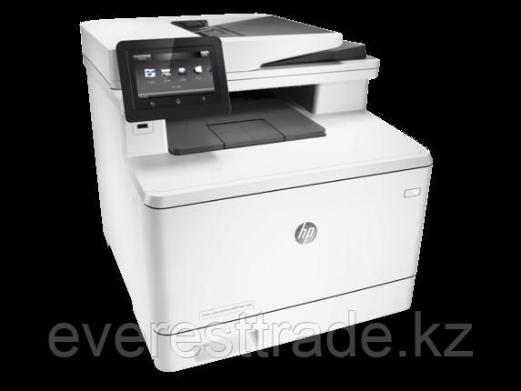МФУ Цветное HP LaserJet Pro M477fdn (CF378A) A4