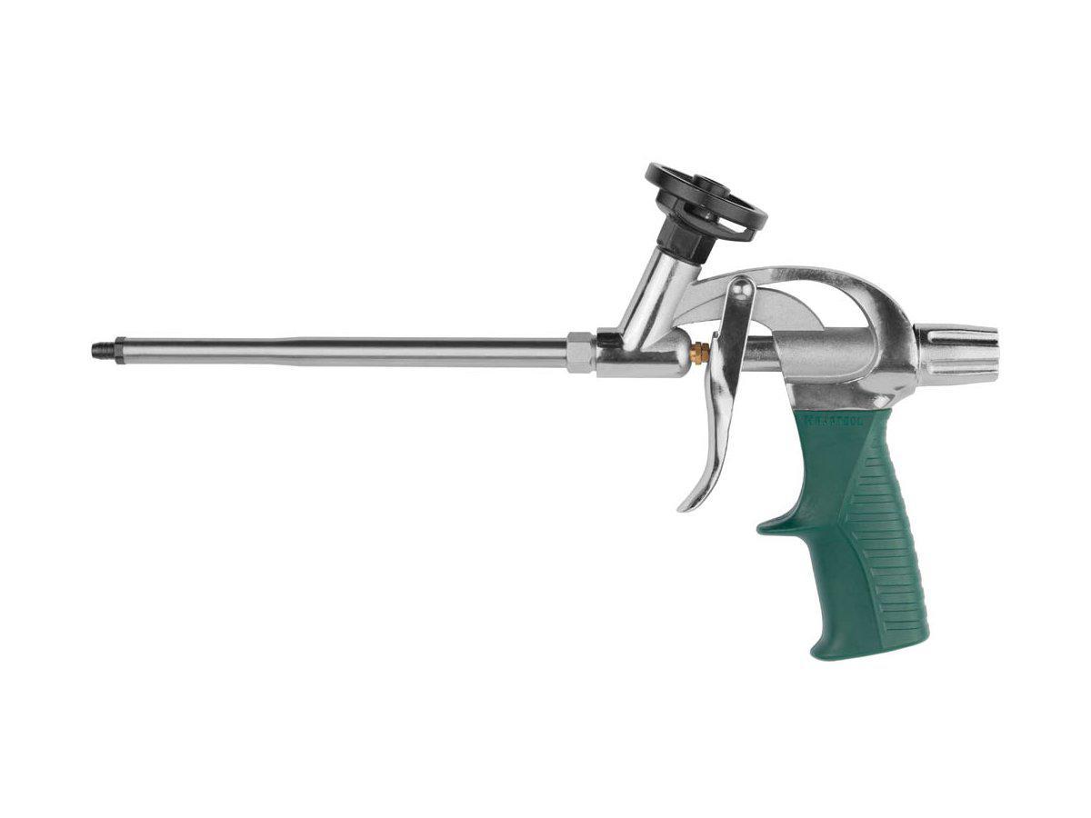 """(0685_z02) Пистолет KRAFTOOL""""KRAFT-MAX"""" для монтажной пены, тефлоновое покрытие"""