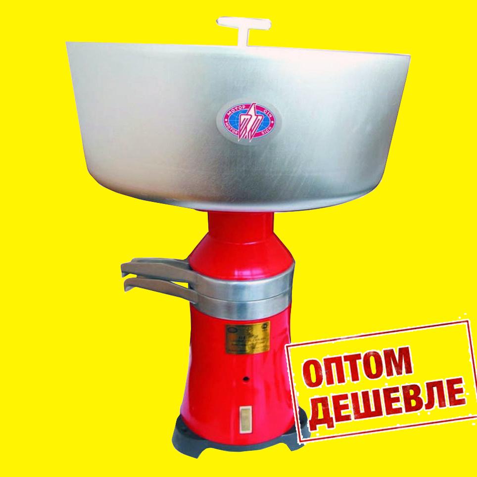 Сепаратор молока Мотор СИЧ СЦМ 100-18 (металлический)