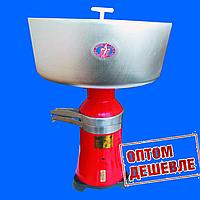 Сепаратор молока Мотор СИЧ СЦМ 100-15 (металл + пластик), фото 1