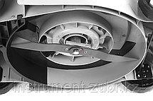 Газонокосилка бензиновая, ЗУБР ГКБ-400П, 400 мм, 99 см3, 3000 об/мин, 1.3 кВт, 3 ступеней кошения (25-65 мм), 40 л травосборник, фото 3