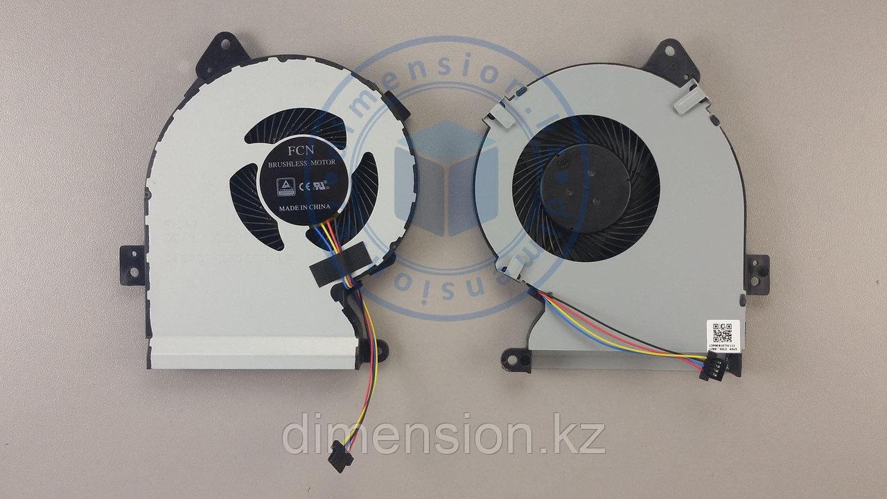 Кулер, вентилятор ASUS X540 X540LJ X540LA X540SA X540Lj X540YA