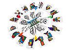 Настольная игра: Скоростные цвета (Speed Colors), фото 2