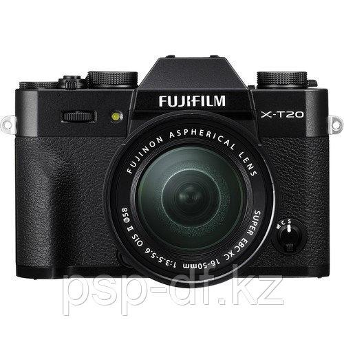 Fujifilm X-T20 kit 16-50mm Black