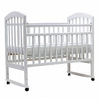 Детская кроватка Лира 2 Белый, фото 1