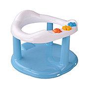 Сиденье детское для купания пластиковый (голубой), М6068