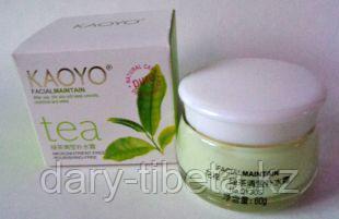 Крем для лица Kaoyo -Зеленый чай