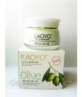 Крем для лица Kaoyo -Олива