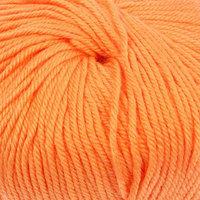 Пряжа 'Семицветик' 100 акрил 100гр/180м (035 оранжев)