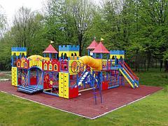 Оборудование для детских площадок и прочие товары для детей