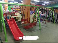 Детский игровой комплекс (качеля и горка), фото 1