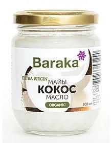 КОКОСОВОЕ МАСЛО BARAKA 200,МЛ