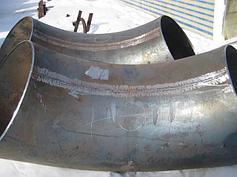 Отводы крутоизогнутые штампосварные (ОКШ)