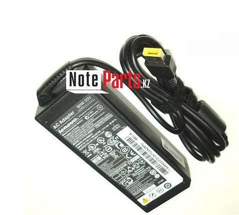 Зарядка для ноутбука Lenovo 20V 4,5A (90W) прямоугольный разъем, фото 2
