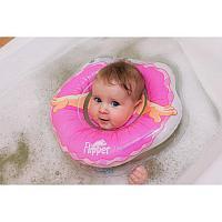 Круг для купания младенцев ballerina flipper
