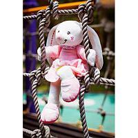 Зайка -шарманка игрушка