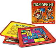 Магнитная игра MACK&ZACK Пожарные, фото 1