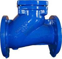 Клапан обратный шаровый, (DN 100)