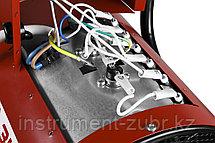 Пушка тепловая КОМПАКТ, ЗУБР ЗТП-М1-2000, круглая, электрическая, (термос), термостат, 2/1 кВт, 220 В, фото 3