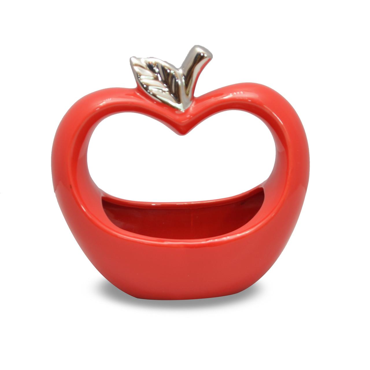 Ваза яблоко
