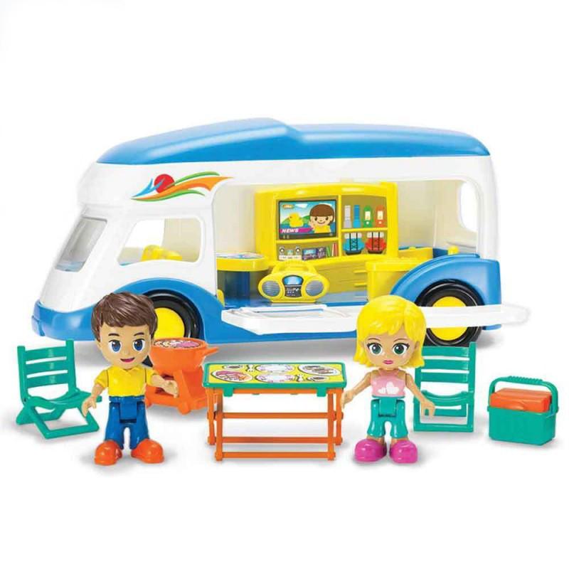 """Keenway Детская игрушечная машина """"Кэмпинг"""""""