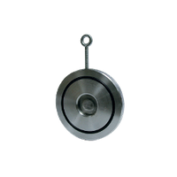 Клапан обратный межфланцевый, (DN 40)