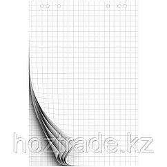 Бумага для флипчарта 67,5*98 см 20 листов, клетка