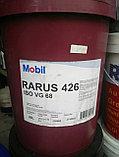 Mobil Rarus-426 (ISO-68) компрессорное масло 20л., фото 2
