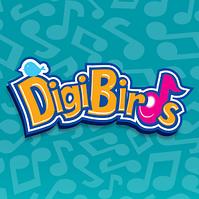 Digibirds (дигибердс)- интерактивные музыкальные игрушки