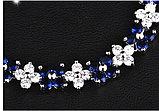 Браслет ''Синий сапфир'', фото 7