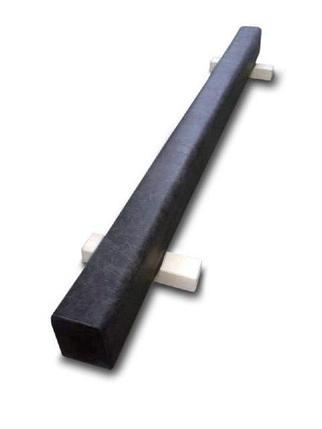 Бревно гимнастическое напольное с покрытием 3м, фото 2
