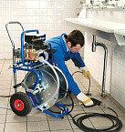 Аппараты для промывки канализации
