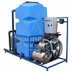 Системы очистки воды на 3 моечных поста