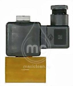 SV 04 Магнитный вентиль c розеткой 0 - 130 bar.(24 V = пост. тока)