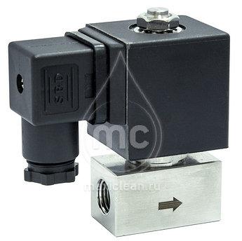 SV inox 1.5 Магнитный вентиль c розеткой 0 - 250 bar.(230 V ~ 50 Hz)