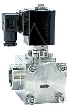 SVBA inox 25 Магнитный вентиль c розеткой 6- 160 bar.(230 V ~ 50 Hz)