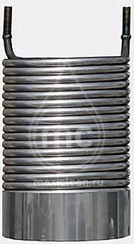 Змеевик (спираль) для аппарата высокого давления WAP.C900 / C1000 / C1250 / HWM1280 / HWM1300